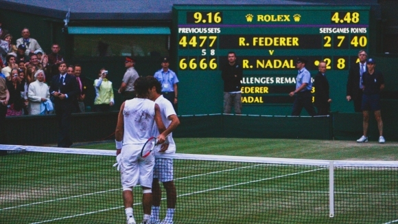 Федерер: Надал дръпна много на трева през годините