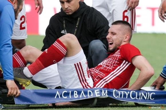 Защитник на ЦСКА-София може да заиграе с Ибрахимович в САЩ