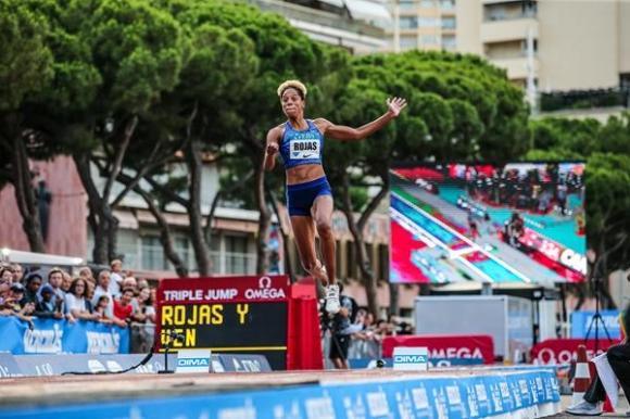 Рохас отново се доближи до 15-те метра в тройния скок