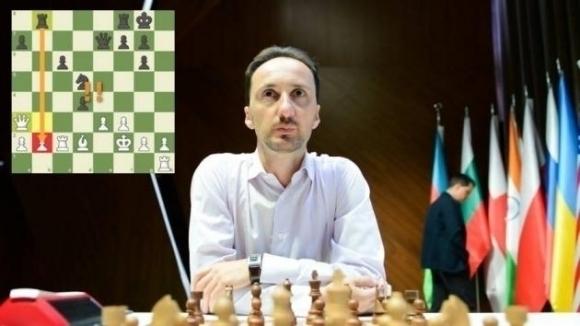 Топалов елиминира Накамура и се класира за четвъртфиналите