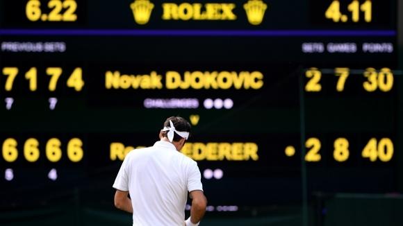 Федерер сравни загубата с тази от Надал през 2008-ма