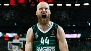 Национал на Литва приключи с баскетбола