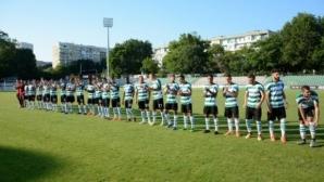 Черно море картотекира 24 футболисти за новия сезон