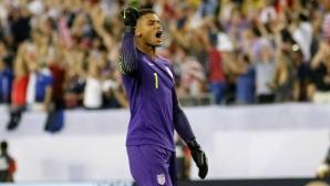 Манчестър Сити прати националния вратар на САЩ под наем в Бундеслигата