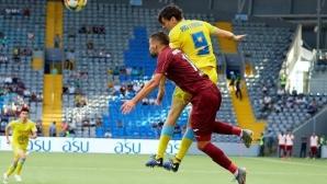 Желан от Левски игра при победа на Астана в Шампионската лига