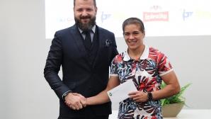 Тайбе Юсеин: Направих си изводите от Европейските игри