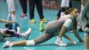 Елица Василева: Имаме шансове на олимпийската квалификация! Ще дадем всичко от себе си