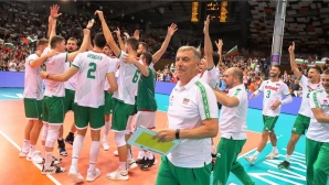Група волейболисти опитали преврат срещу Професора