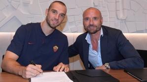 Официално: Рома се подсили с испански национал