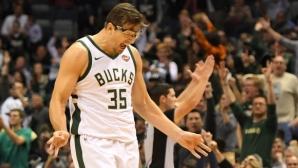 Телетович: В НБА ми беше скучно