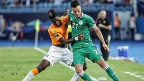 Алжирски футболист направи много грозна симулация