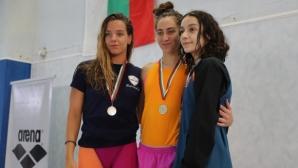 Диана Петкова спечели спринта на 50 метра свободен стил