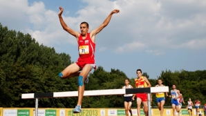 Иво Балабанов се класира за еврофинал с първо време на 3000 м стийпълчейз