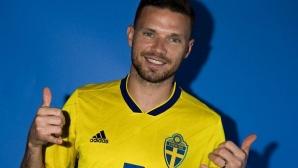 Краснодар с оферта за шведски национал