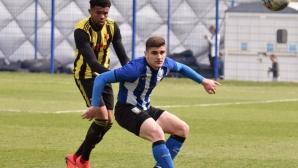 Българин дебютира за първия отбор на Шефилд Уензди