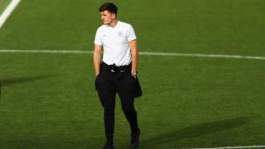 Звезда на Лестър натиска за трансфер в Манчестър