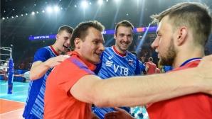 Туомас Самелвуо: Надявам се, че във финала ще може да се насладим на нашата игра