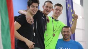 Йордан Янчев спечели златото на 200 метра свободен стил