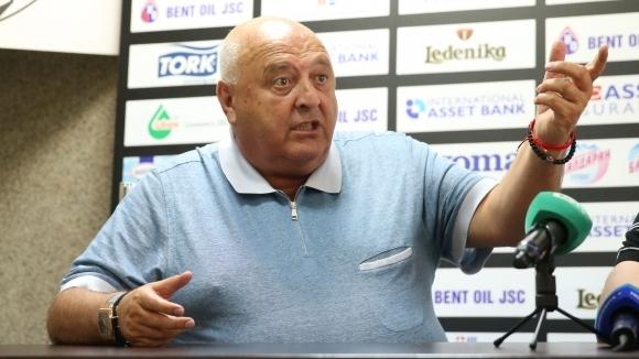 Венци Стефанов: Нямам цел да стана премиер-министър