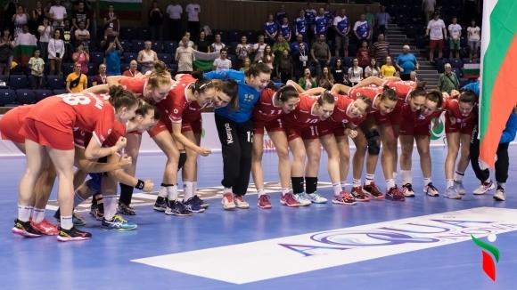 България удари и Исландия на Европейското за девойки (видео + снимки)