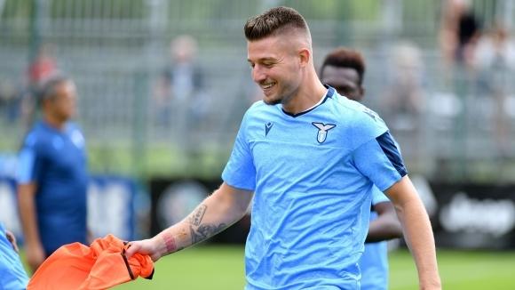 Манчестър Юнайтед предложи 80 милиона евро за Милинкович-Савич