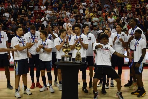 Мемфис спечели Лятната лига на НБА