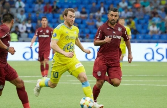 ЧФР Клуж елиминира Астана след страхотен обрат