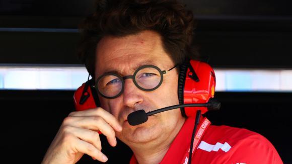Биното се оттегля като технически директор на Ферари