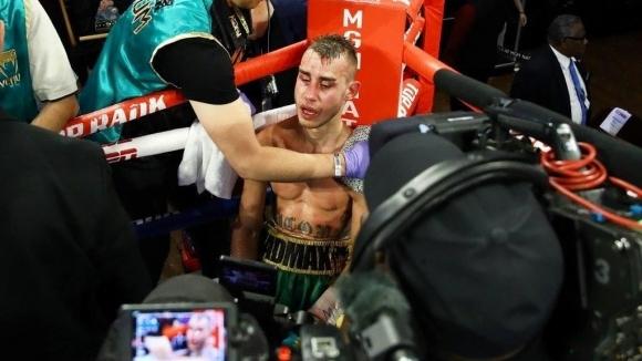 Руски боксьор e в критично състояние (видео + снимки)