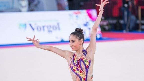 Два финала за България на световното първенство по художествена гимнастика за девойки в Москва