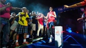 Матю Андерсън MVP на Лигата на нациите