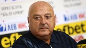 Венци Стефанов:  Смятам, че в българското първенство няма уредени мачове