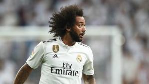 Марсело остава в Реал Мадрид