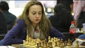 Реми за Антоанета Стефанова в предпоследния кръг в Шаосин