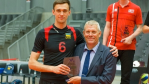 Шампионите привлякоха и украинец, който ще играе на европейското първенство