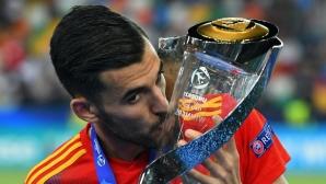 Себайос е на крачка от Арсенал