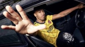 Арсенал се връща в миналото с новия си резервен екип