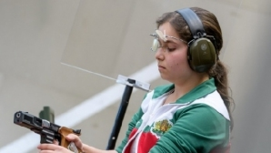 Млада надежда в родната спортна стрелба с голям успех в Германия
