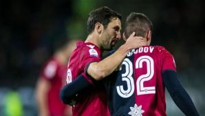 Десподов с нови два гола