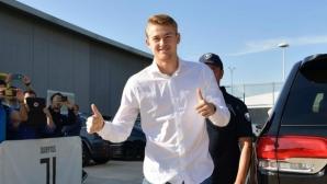 Мино Райола: Де Лихт е най-добрият млад защитник в света