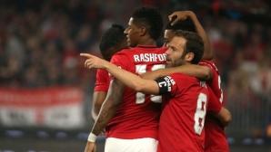 Ман Юнайтед 2:0 Лийдс (гледайте на живо)