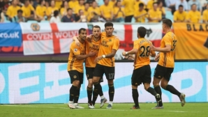 Уулвърхамптън се разправи с Нюкасъл и ще играе на финала за Азиатската купа на ВЛ