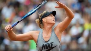 Контузената Шарапова заяви участие на US Open