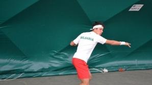 Антъни Генов се класира на полуфинал в Германия