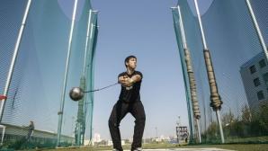 Валентин Андреев на финал на европейското с нов национален рекорд