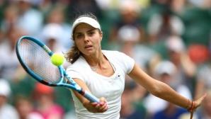 Виктория Томова се класира за четвъртфиналите в Биариц