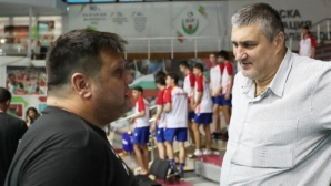 Мартин Стоев: Хвърляме се за победа над Полша на полуфинала