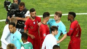 Де Лихт: Роналдо не беше фактор за избора ми