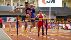 Кристиан Патъров отпадна на полуфиналите на 110 м на ЕП до 20 год.