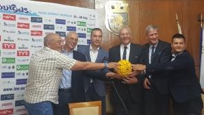Европейското по водна топка в Бургас ще остане в историята